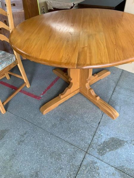 ビンテージテーブル