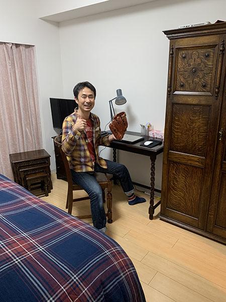 一人暮らしのアンティーク家具