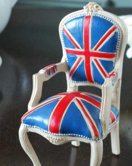 イギリスの国旗の置物